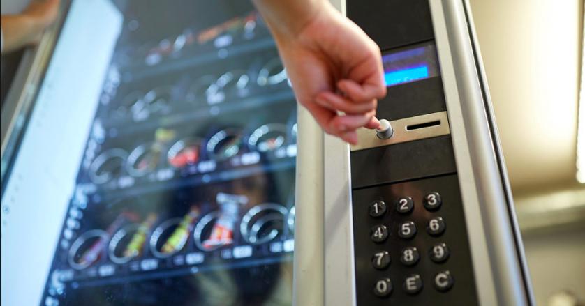 Distributori semiautomatici